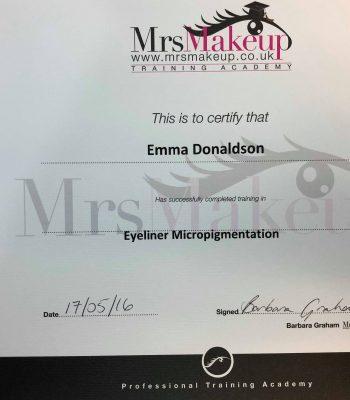 Mrs Makeup Eyeliner 2016